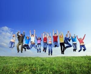 Positive Psychology Happy People